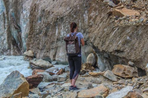 Chalaadi glacier hike