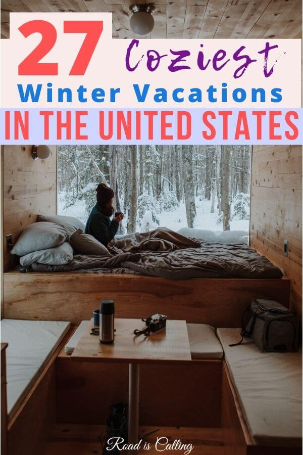 Winter Vacations in the US