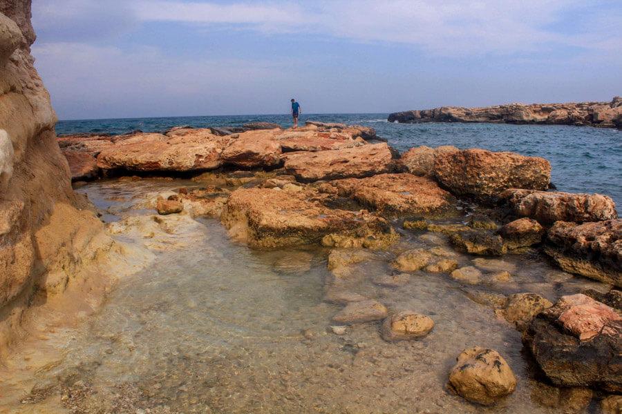 winter Cyprus