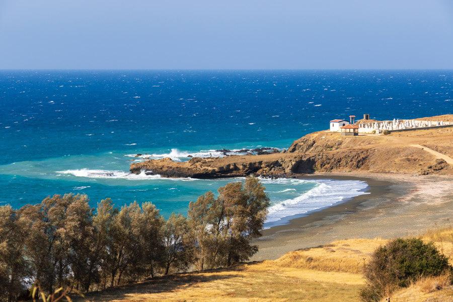 Cyprus winter road trip