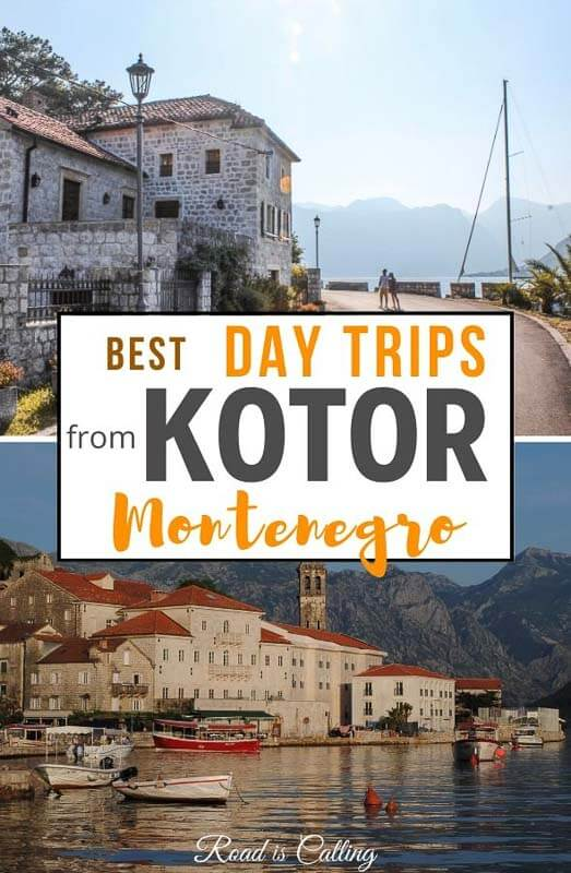 My list of the best day trips from Kotor to help you guys pack your days with lots of activities and actually see more. Kotor Bay is not the only attraction in the Kotor area #bestofmontenegro #discovermontenegro #montenegrotravel #kotor