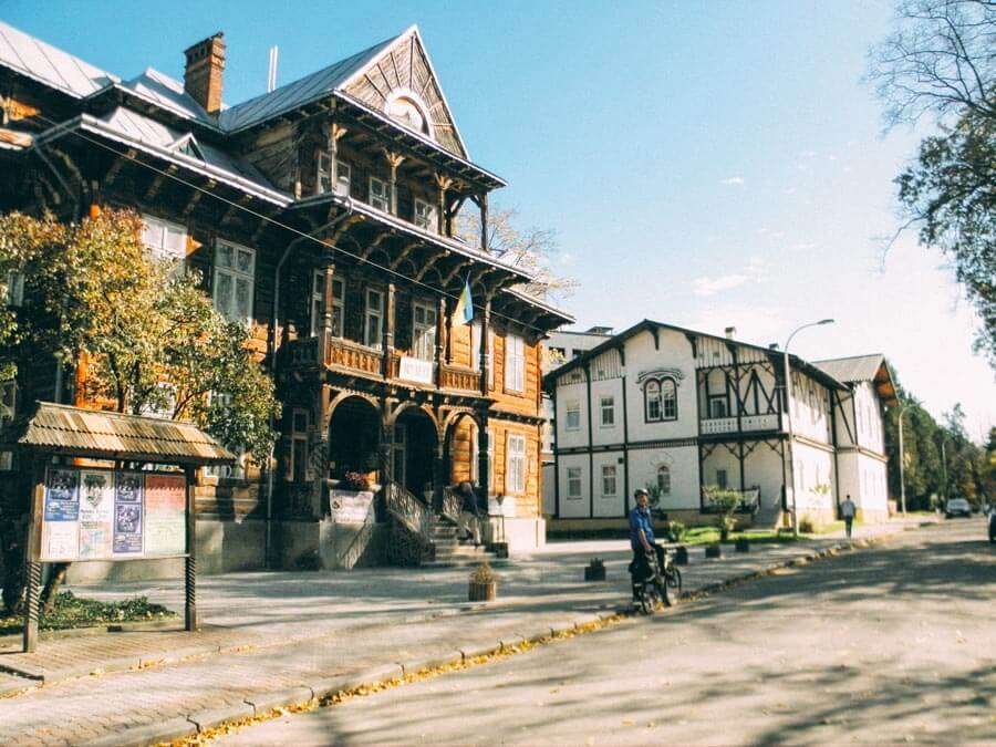 Lviv day trips