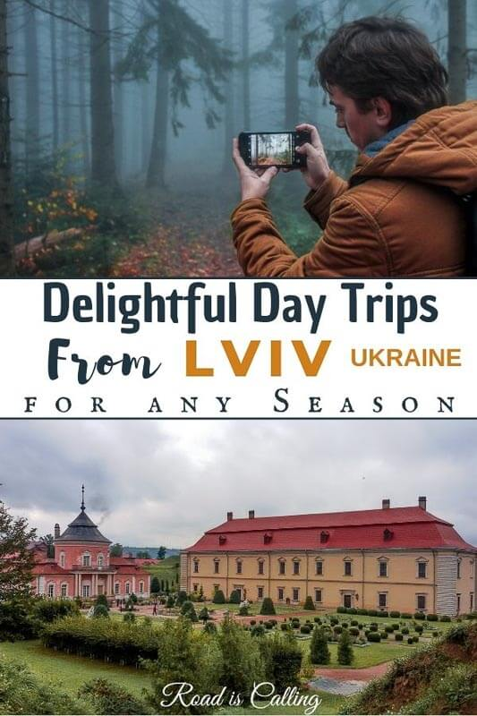 Day trips from Lviv, Ukraine