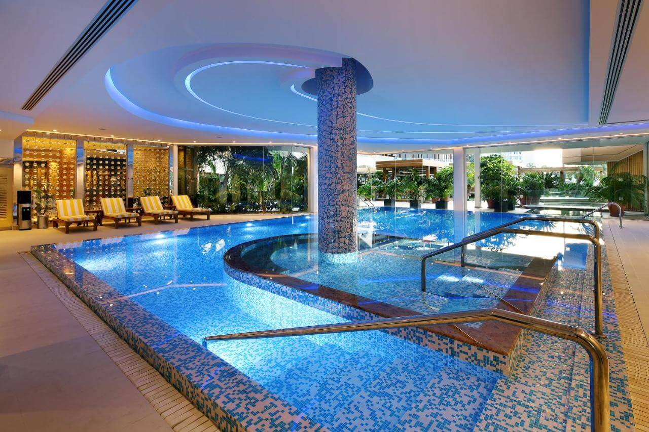 Four seasons spa hotel Limassol