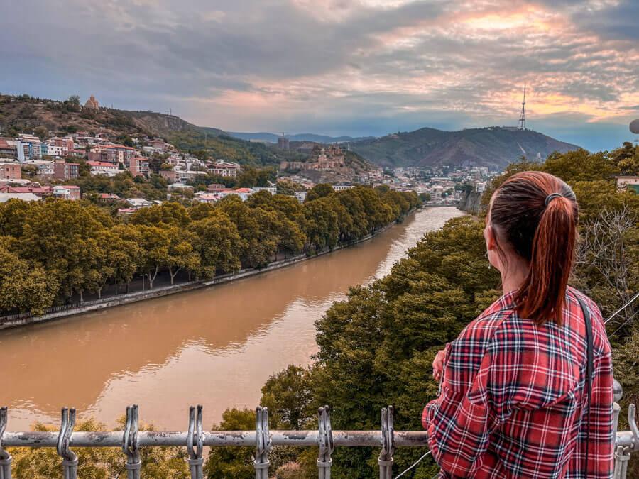 Tbilisi in autumn