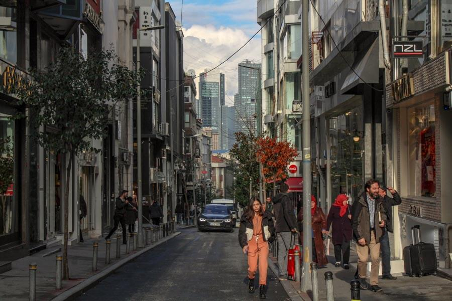 best areas in Istanbul
