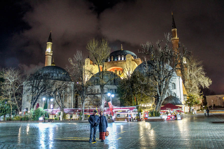 best neighborhoods in Istanbul