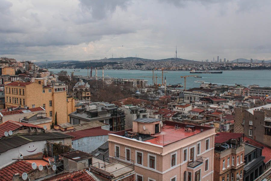living in Istanbul as a foreigner