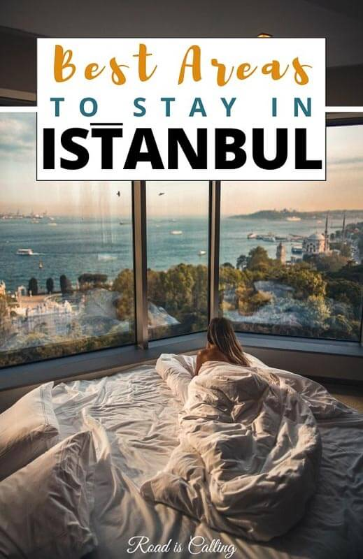 Guide to all areas in Istanbul to help you understand what are the best neighbnorhoods and districts to visit and what to avoid and where to stay in Istanbul #istanbultravel #turkeytraveltips #istanbul #bestofistanbul