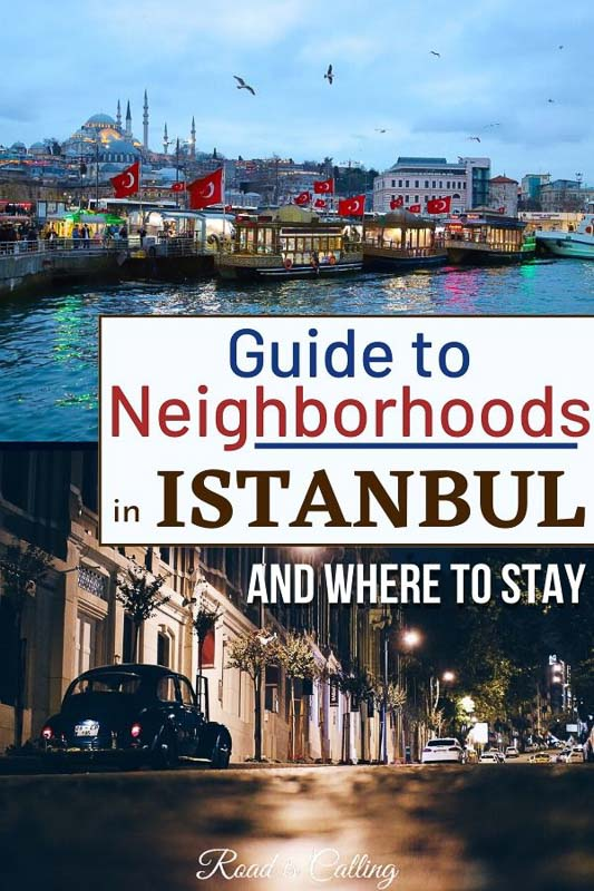 This guide to areas in Istanbul will help you understand where to stay, what neighbnorhoods and districts to visit and what to avoid #istanbultravel #turkeytraveltips #istanbul #bestofistanbul