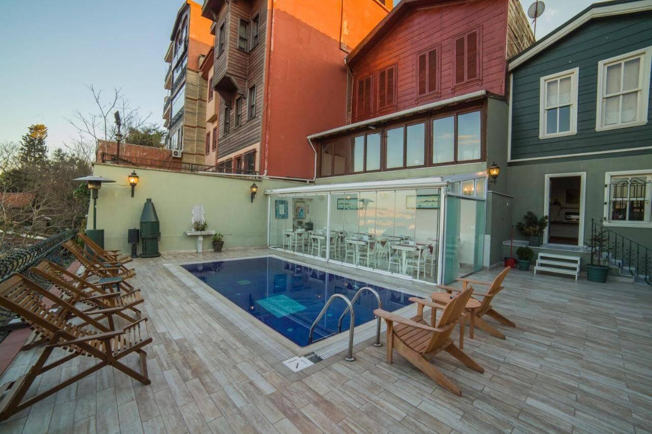 HHK hotel Istanbul