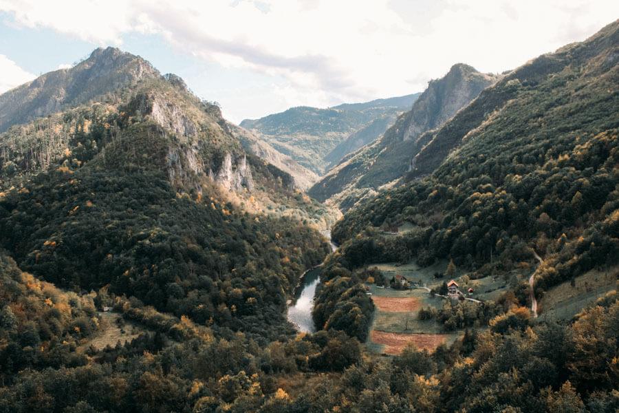 Best Montenegro hiking