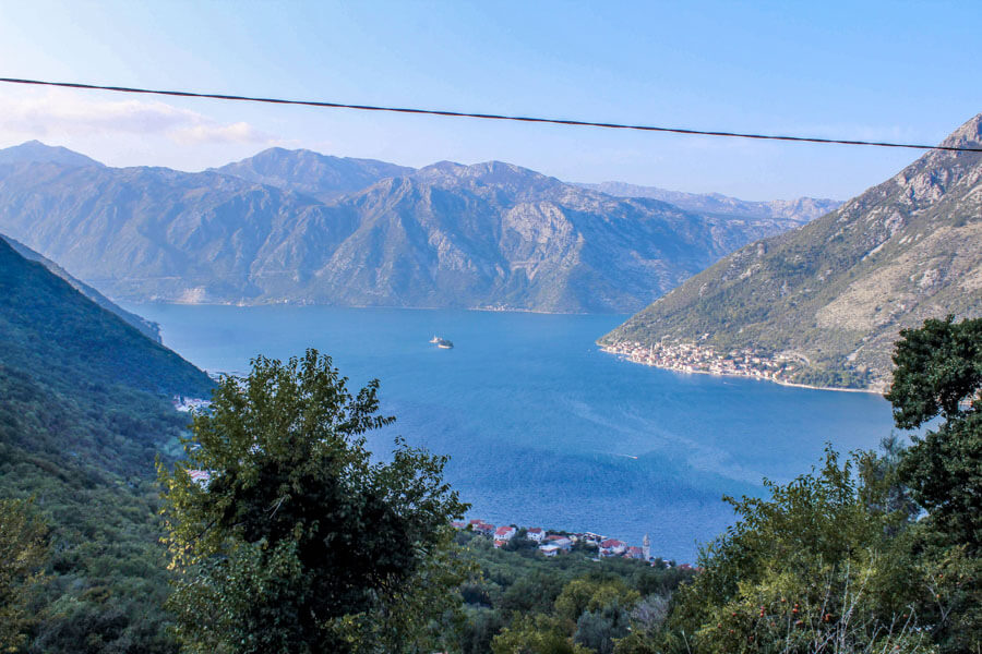 day hikes in Montenegro