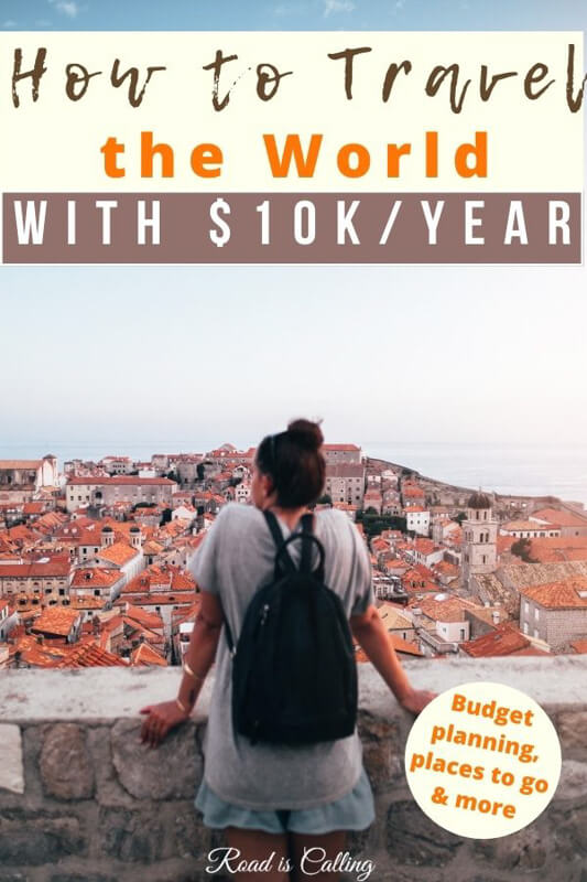 How to travel the world on a tight budget and get the most out of it #budgettravel #cheaptravel #travelaroundtheworld
