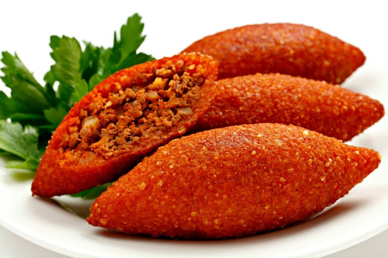 Icli kofte to eat in Istanbul