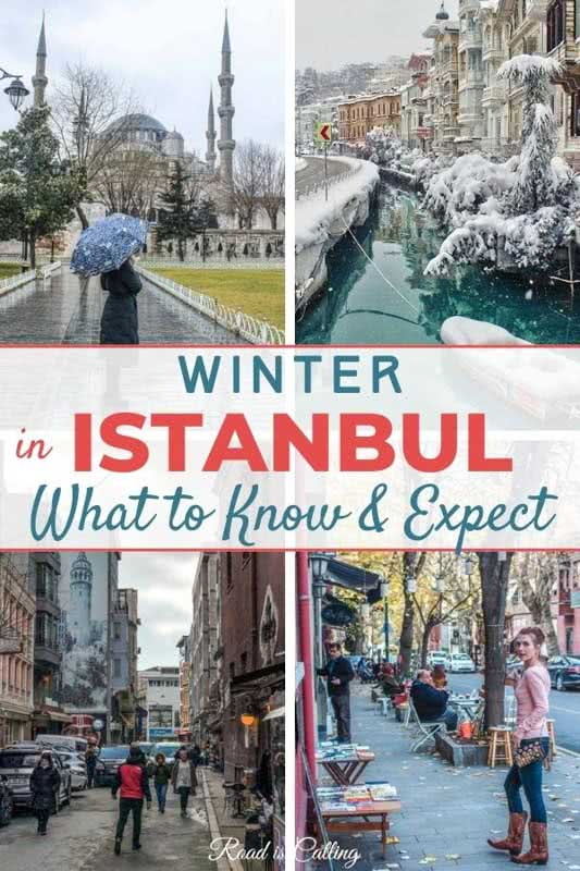 Thinking either to go to Istanbul in winter or not? Yes, definitely do it! Winter in Istanbul is a perfect season for many activities and I am explaining it in this guide, check it out! #bestofturkey #istanbulturkey #istanbultravel #istanbulinwinter