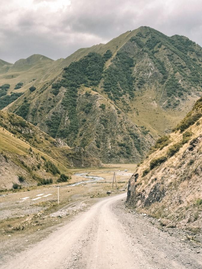 road to Juta