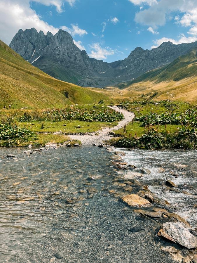 Juta valley