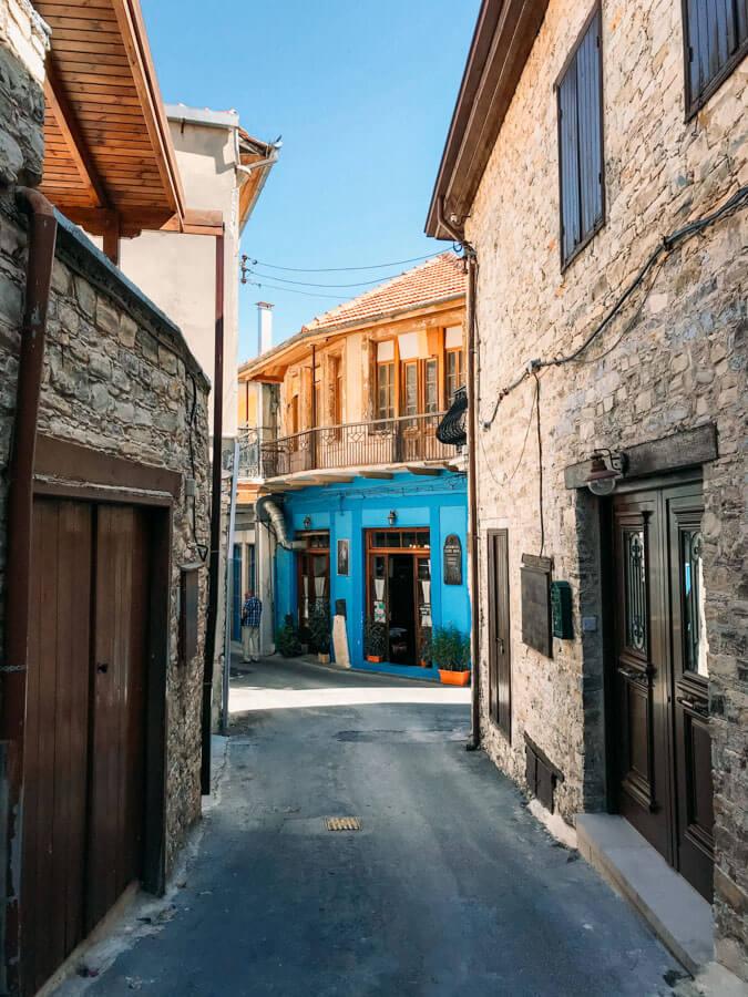 Larnaca Limassol road trip
