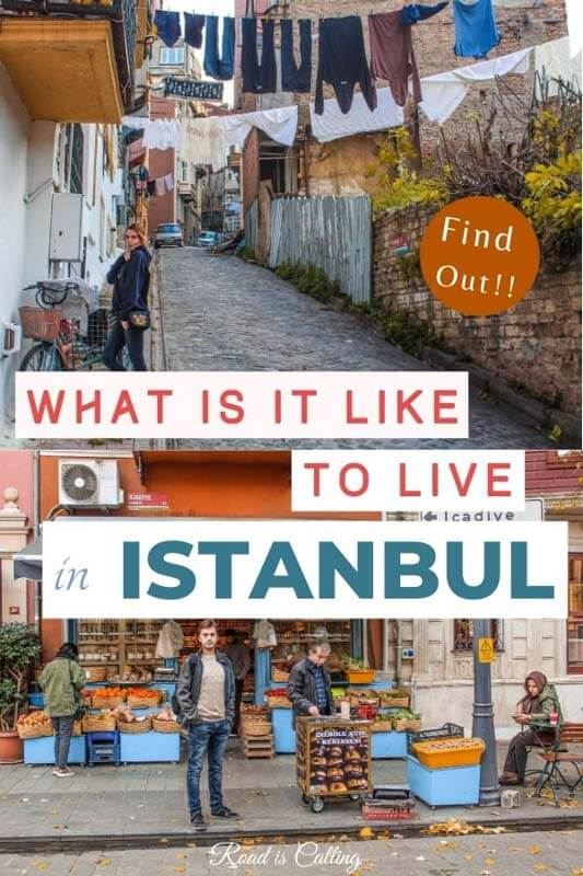 How is life in Istanbul different from life in other places? Is it a good city for foreigners? Find out in my post! #istanbulturkey #istanbul #nomadlife