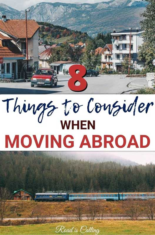 Moving abroad checklist #movingabroad #movingoverseas #aroundtheworld #lifeabroad