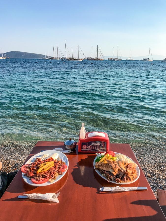 places to eat in Bodrum