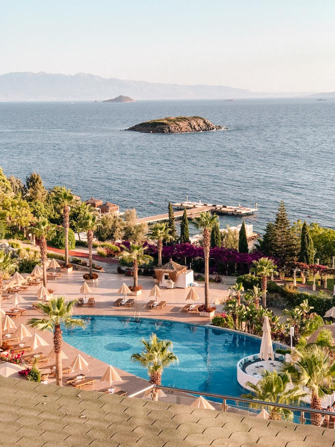 Bodrum places to visit