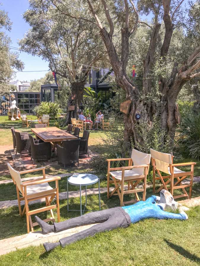 best cafes in Bodrum
