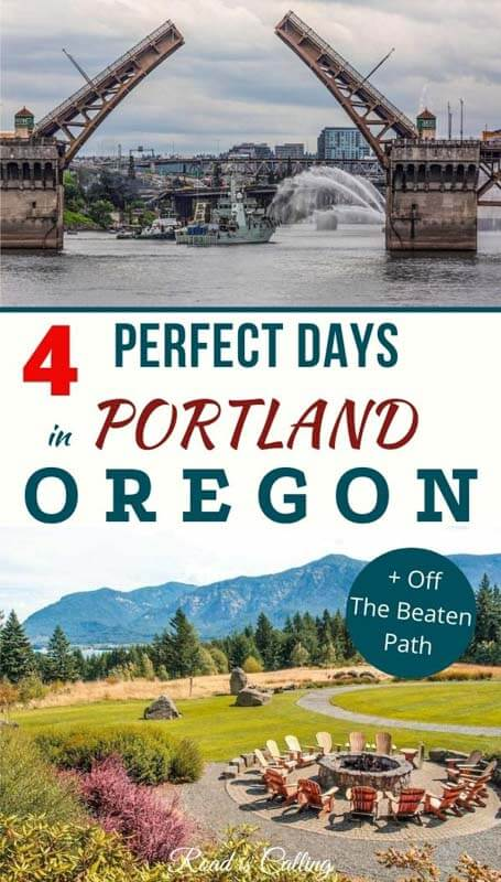 See this 2 to 4-day Portland itinerary to make the most out of your trip! | Portland Oregon | West Coast | Best Cities in USA #westcoastroadtrip #portlandoregon #oregontravel