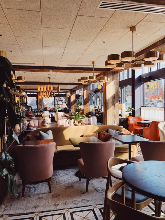 Oregon cafes