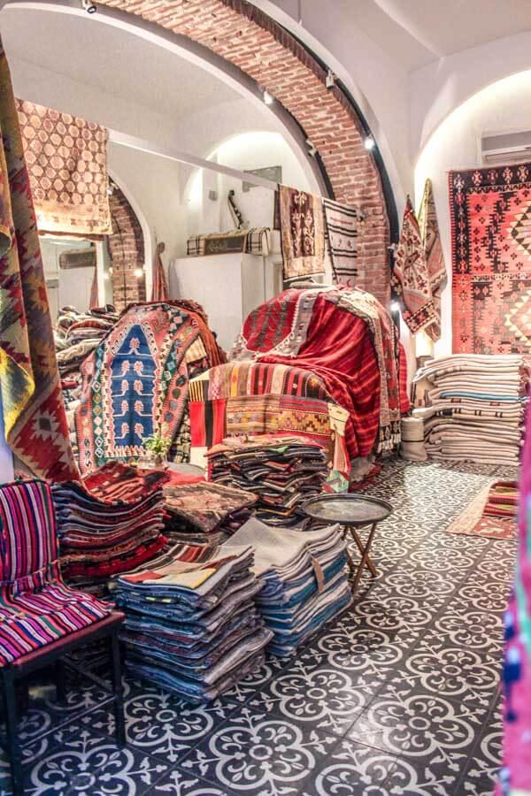 Turkish bazaars