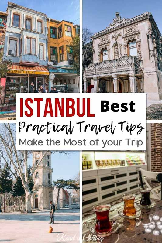 After living in Istanbul for a while, I wanted to share this list of the most practical travel tips for Istanbul. Learn everything you need to know to make the most of your trip! #istanbultips #traveltipsforturkey #livinginistanbul #istanbultravel