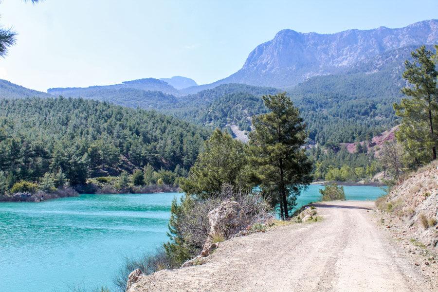 Antalya off roads
