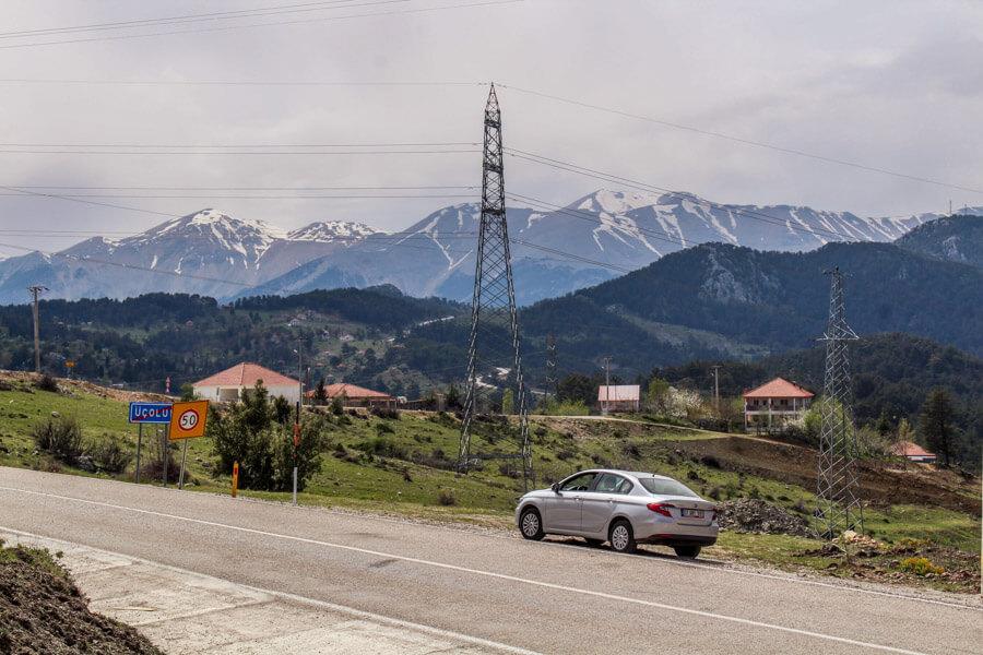 Turkey by car