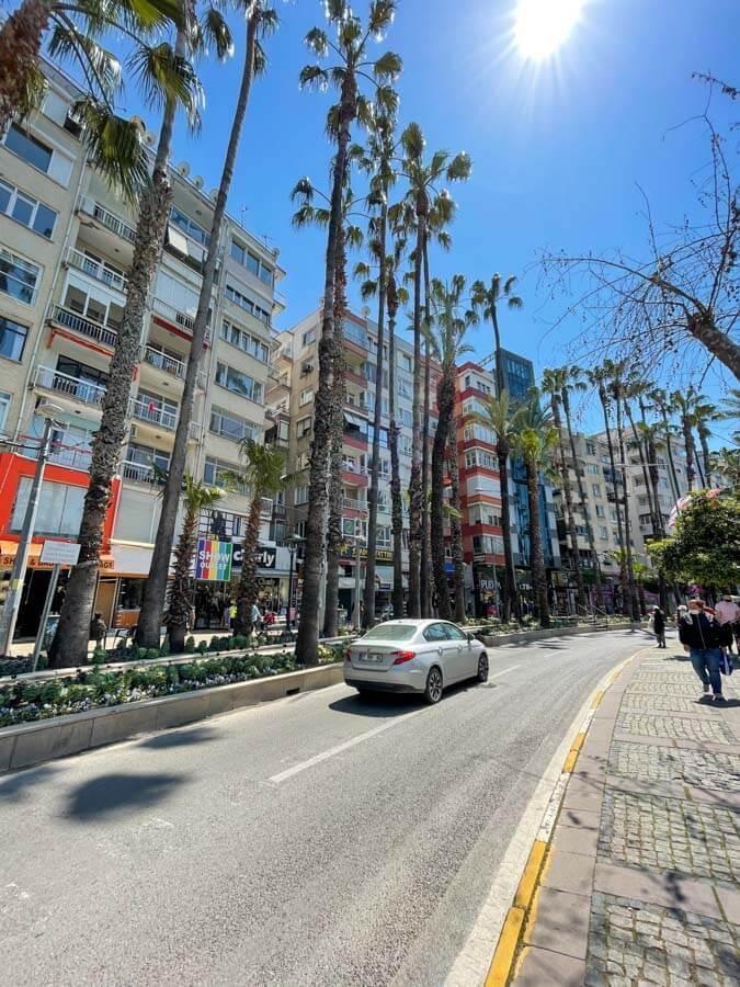 rent a car in Antalya