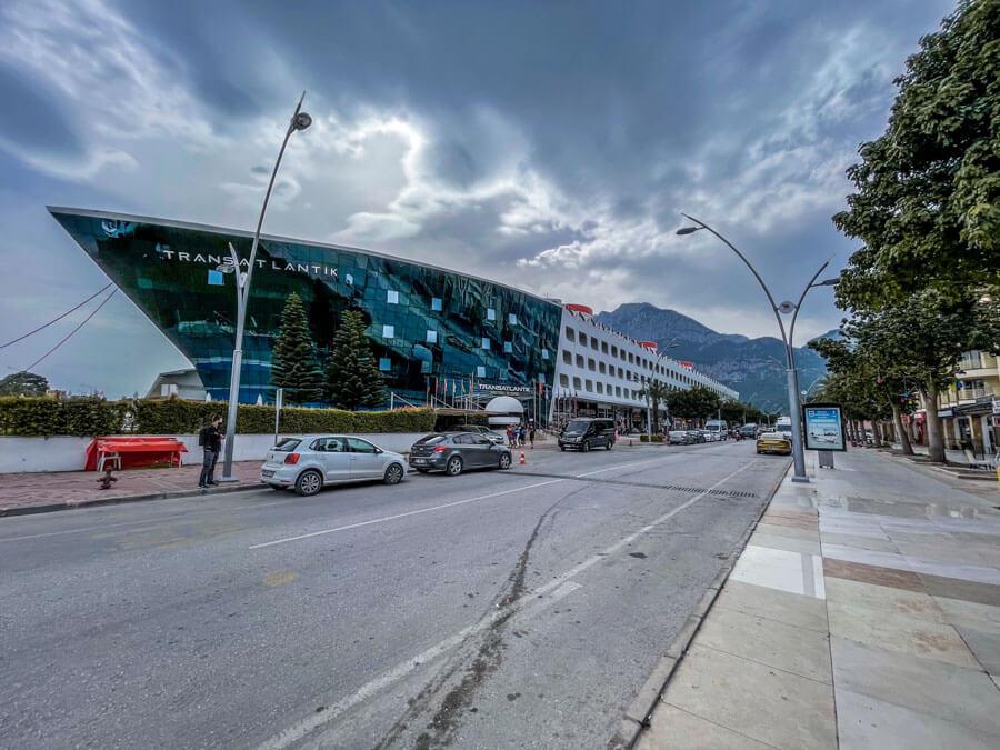 car hire in Antalya