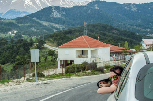 Renting a car and driving in Antalya