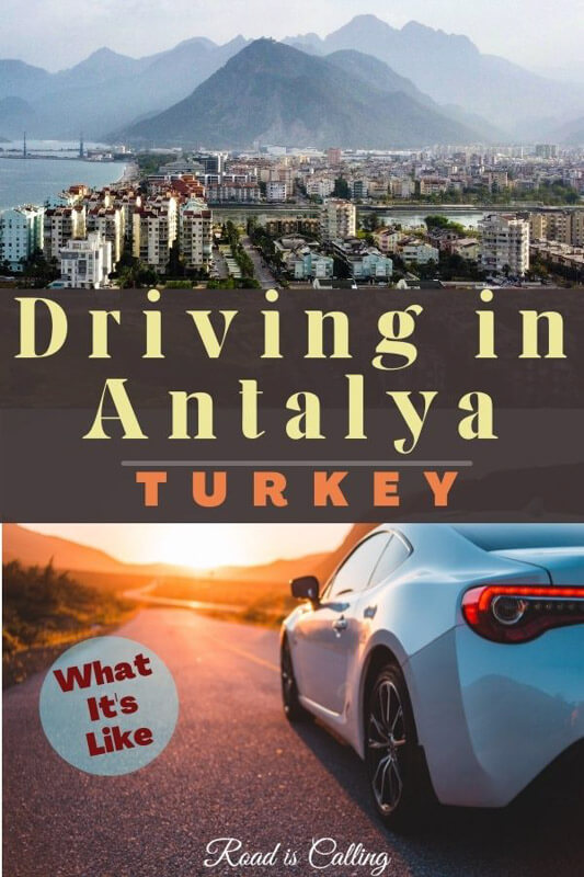 Renting a car and driving in Turkey