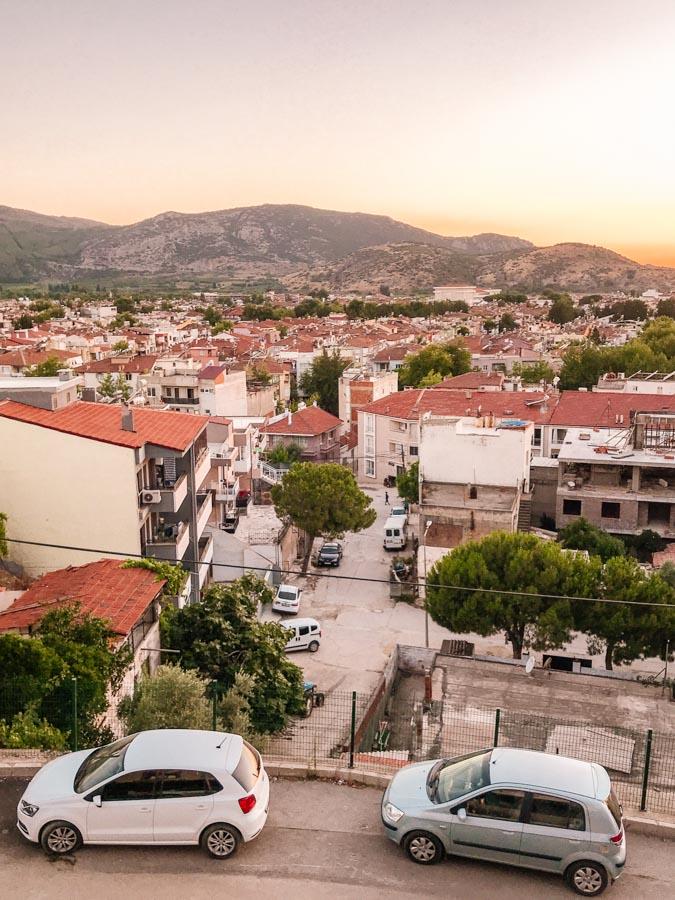 car rental in Turkey