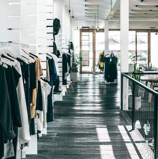 shopping in Kiev