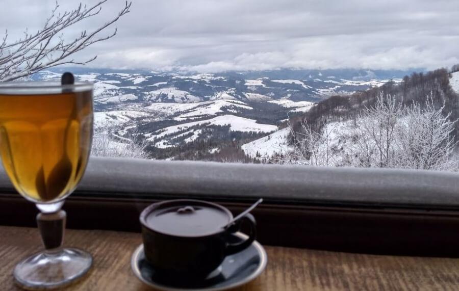 Pylypets ski resort Ukraine