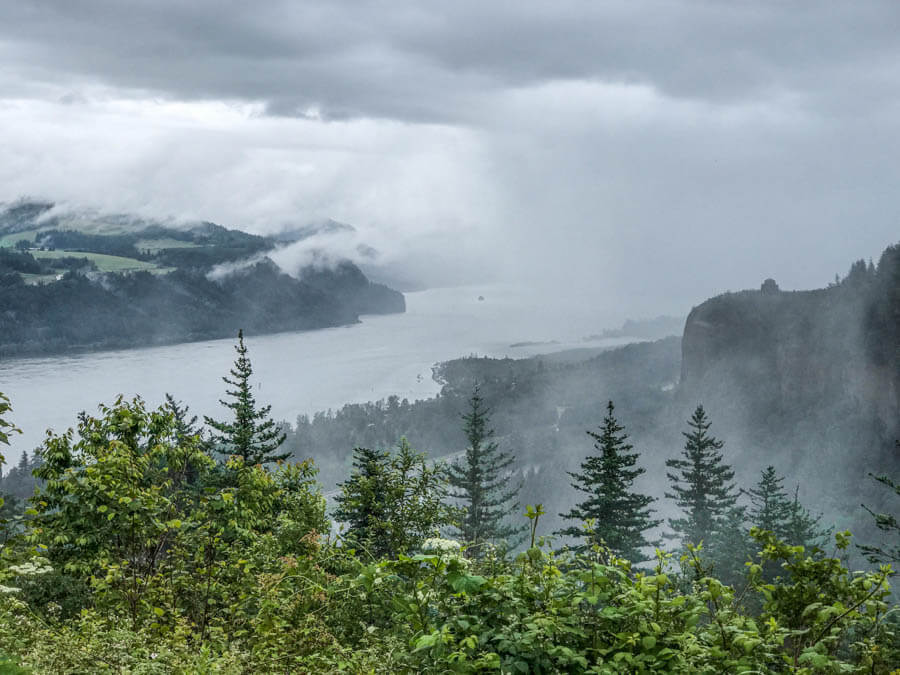 historic columbia river highway scenic byway