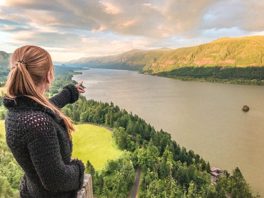 Best stops on Columbia River Gorge Drive