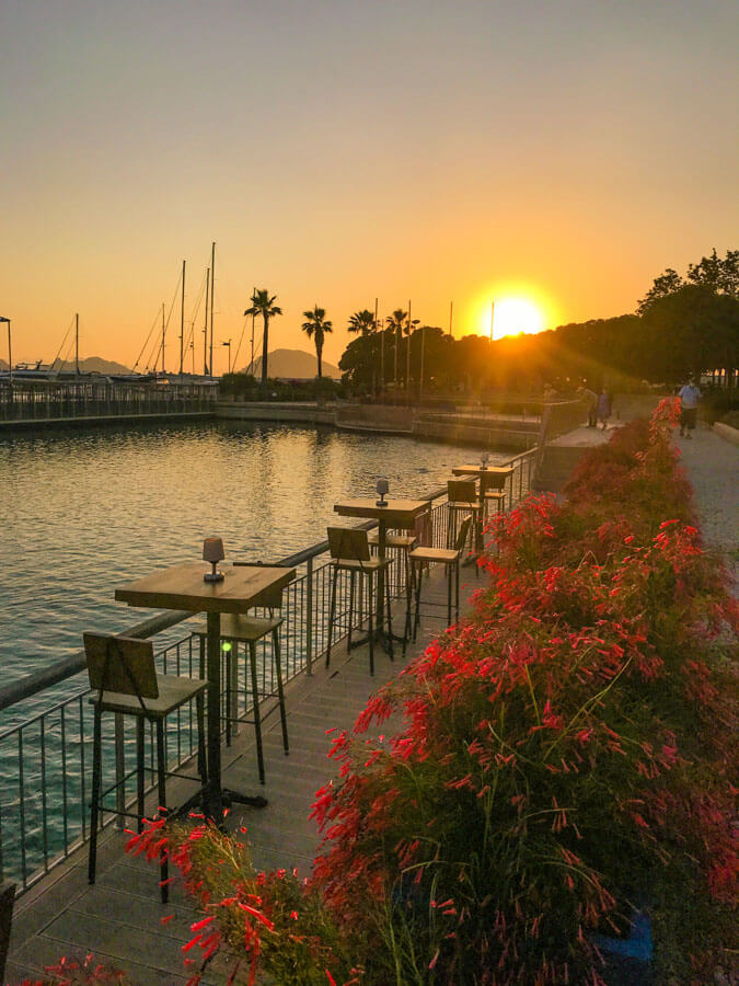 restaurants in Turgutreis