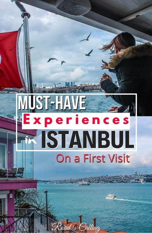 Do you want to fall in love with Istanbul on your very first day in the city? It's very easy if you have the right type of experiences. See my list of must do things in Istanbul that you can't miss! #bestofistanbul #instagrammableplacesinistanbul #istanbulturkey