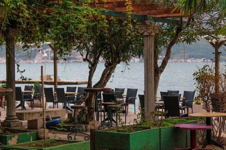 restaurants in Kotor