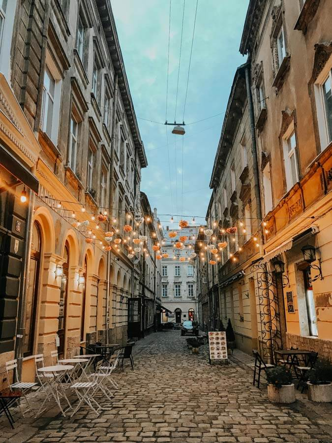 3 days in Lviv tour