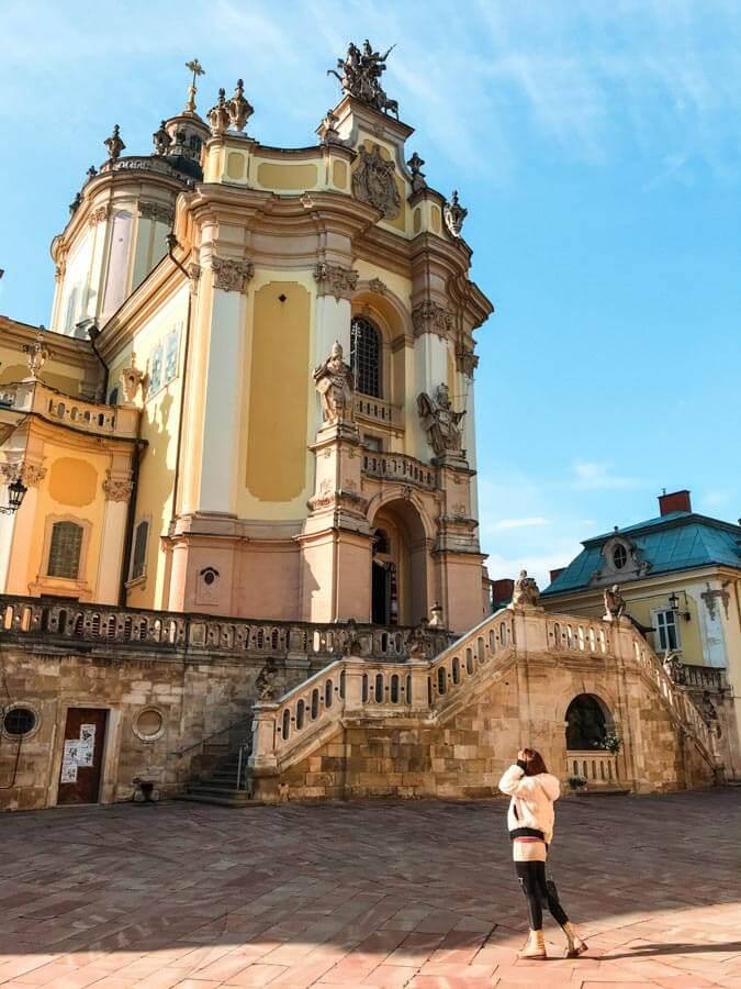 3 days in Lviv