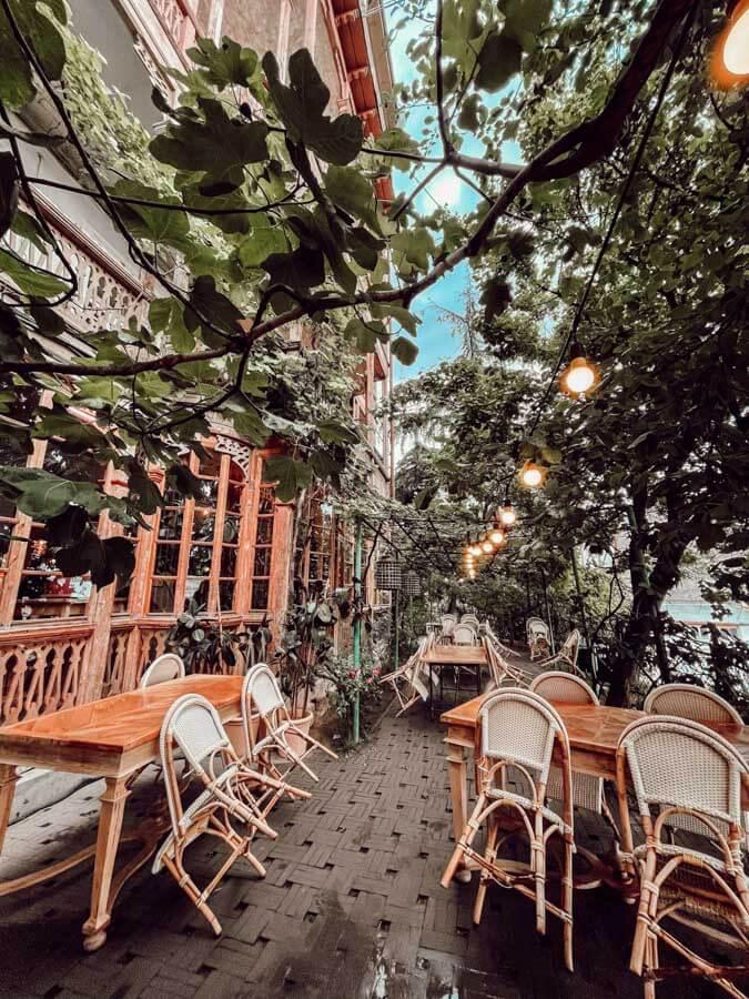restaurant in Tbilisi