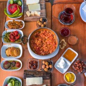 typical Turkish breakfast ideas